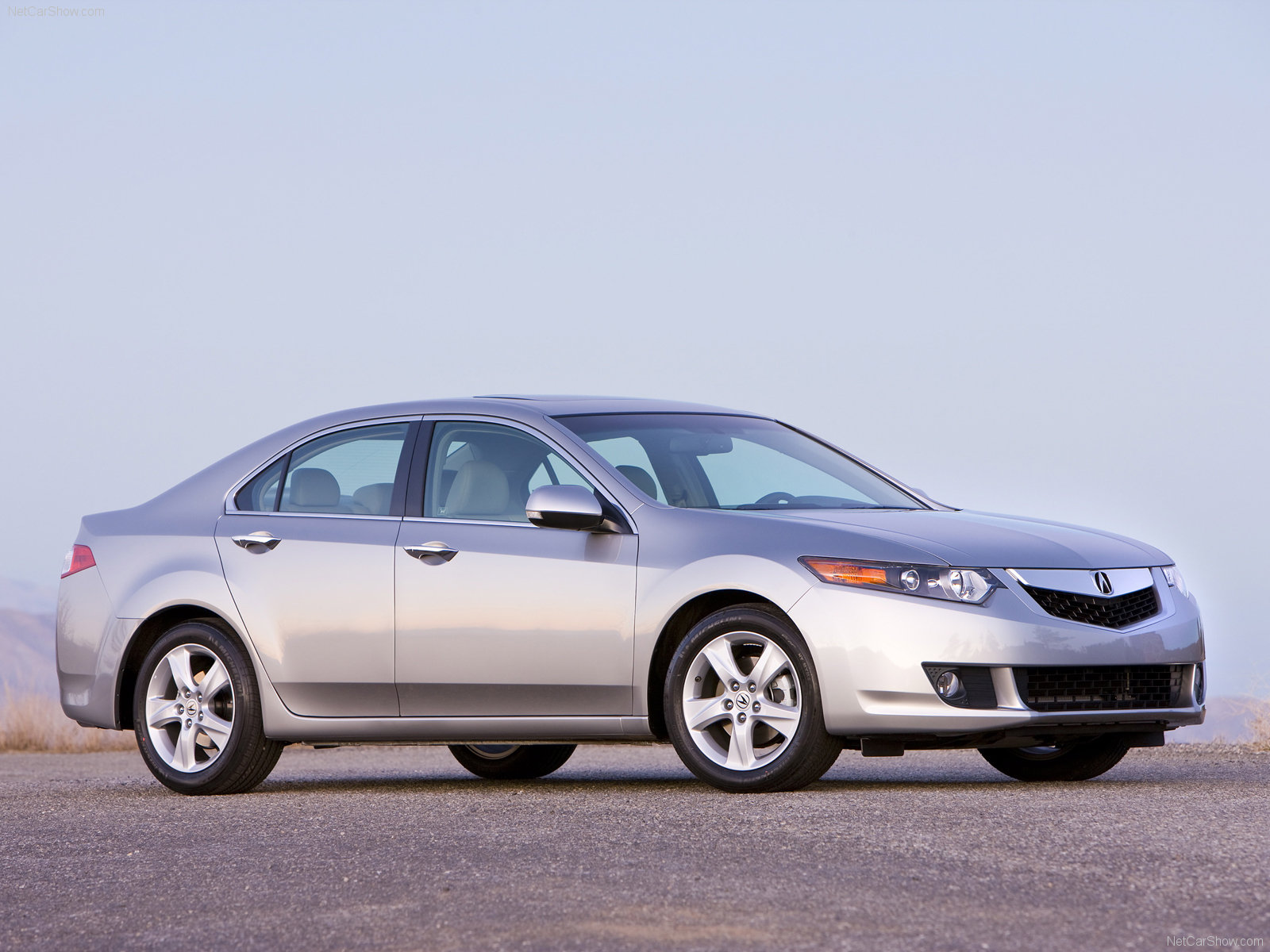 Tuning Acura TSX sedan 2009 online, accessories and spare