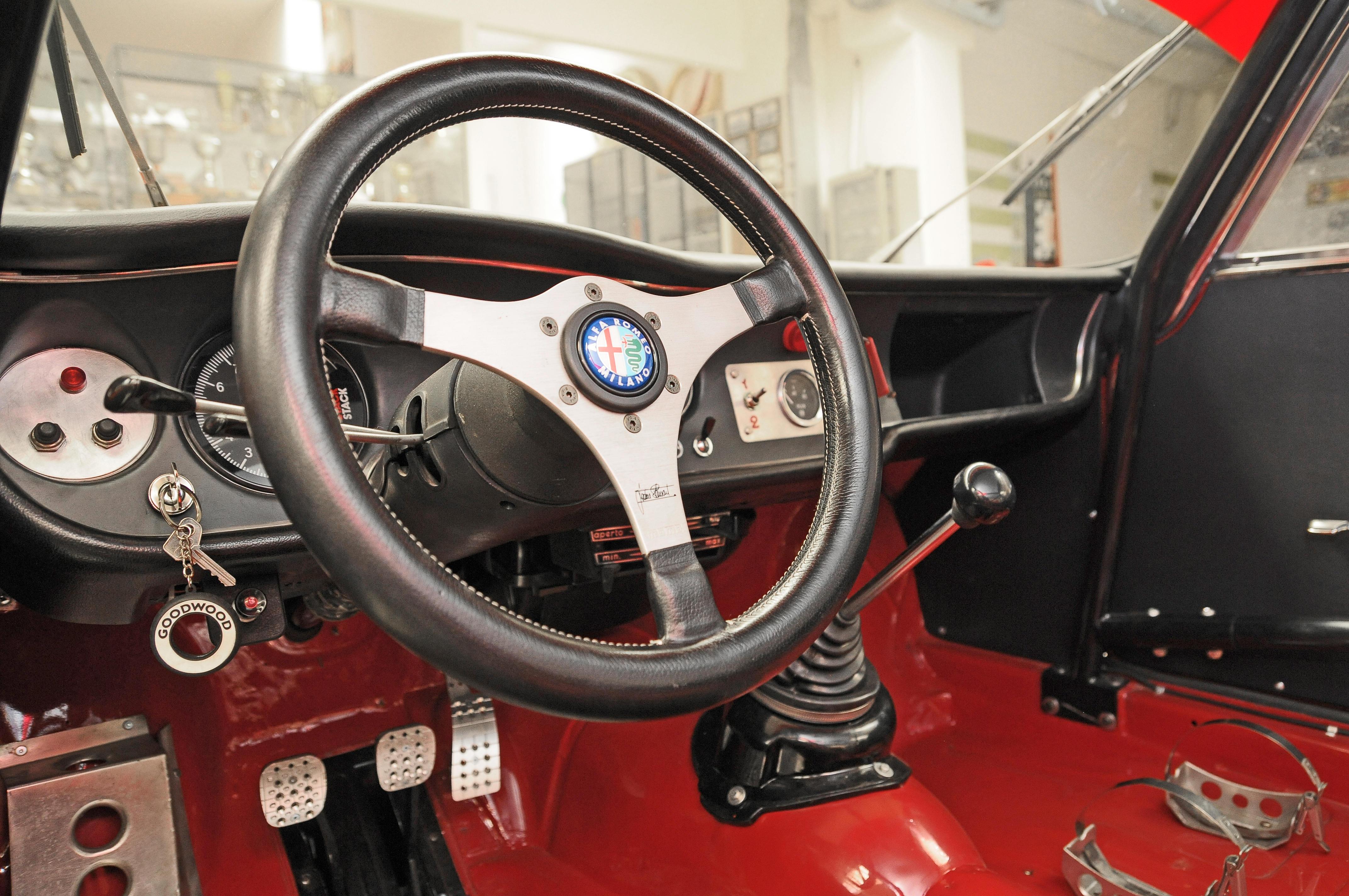 My perfect Alfa Romeo Giulia Sprint GTA. 3DTuning ...