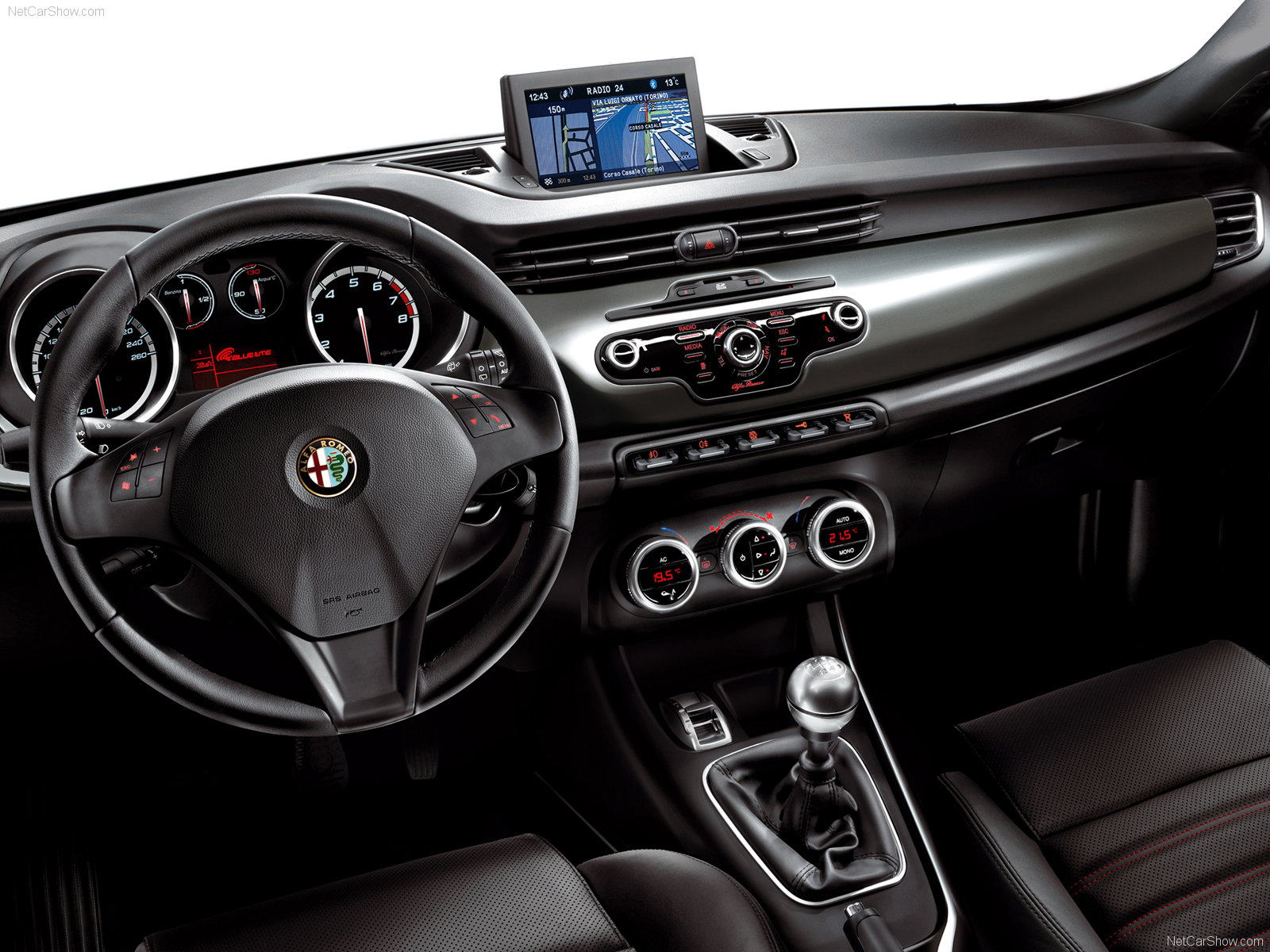 Alfa romeo giulietta max speed 12