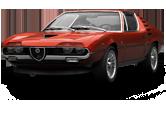 Alfa Romeo Montreal Coupe 1970