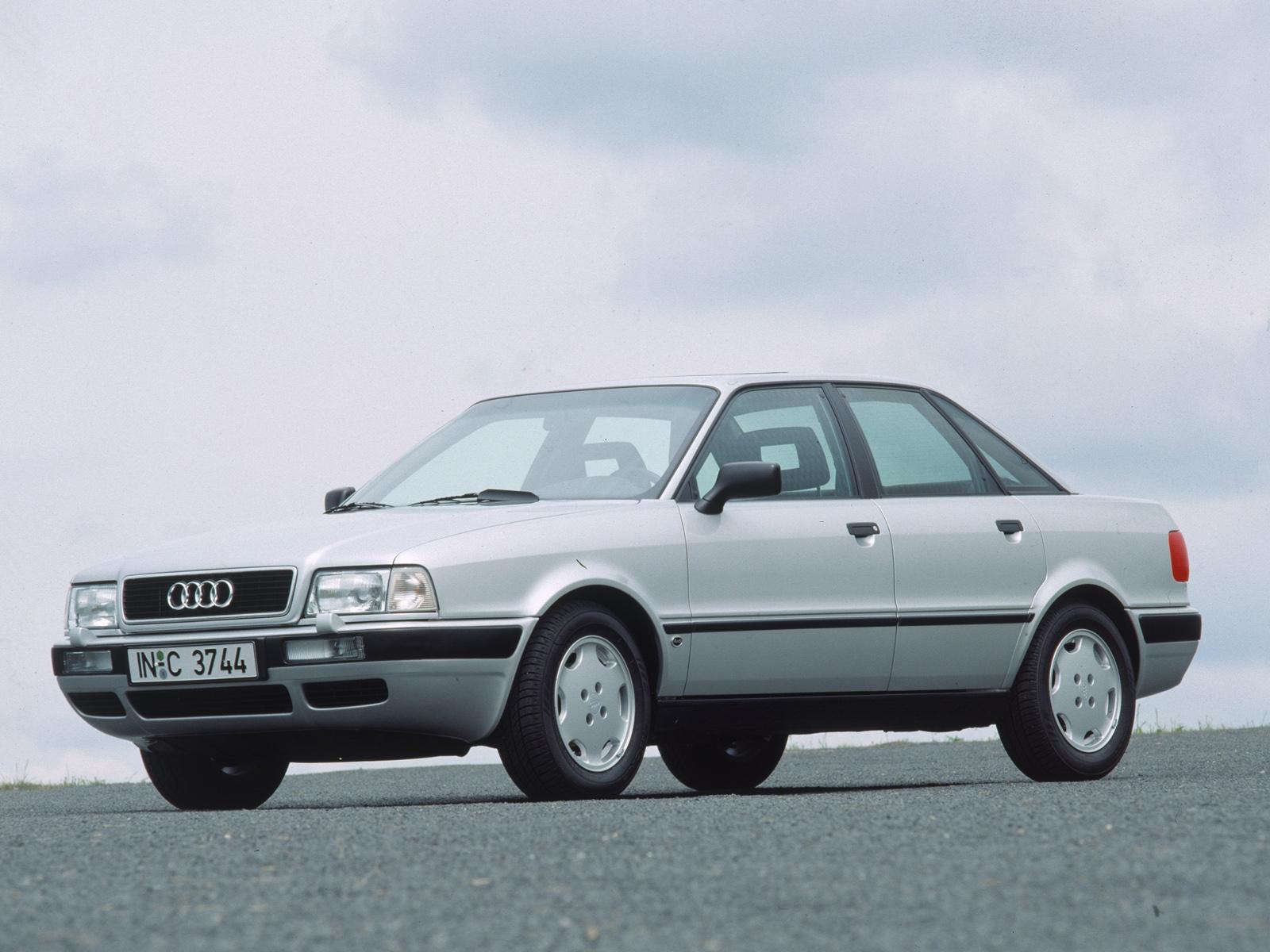 3dtuning Of Audi 80 Sedan 1991 3dtuning Com Unique On