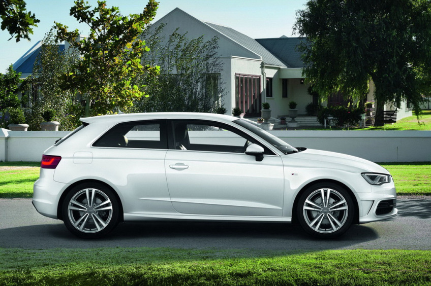 Audi A3 3 Door Hatchback 2013