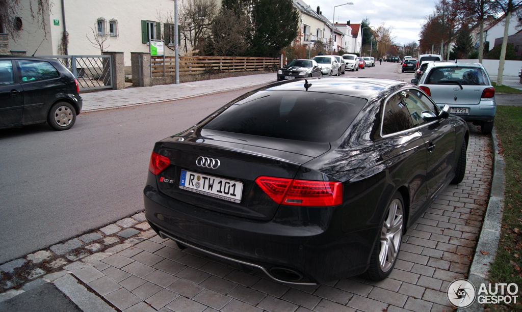 Audi A5 Coupe 2012