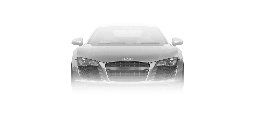 Audi R8 Coupe 2007