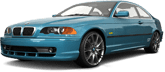 BMW 3 Series 2 Door Coupe 2001