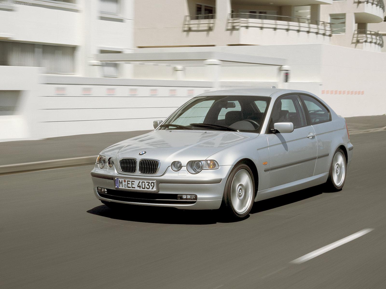BMW 3 Series Compact Liftback 2002 ...