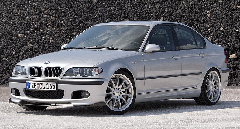 My perfect BMW 3 series (facelift)  3DTuning - probably the best car