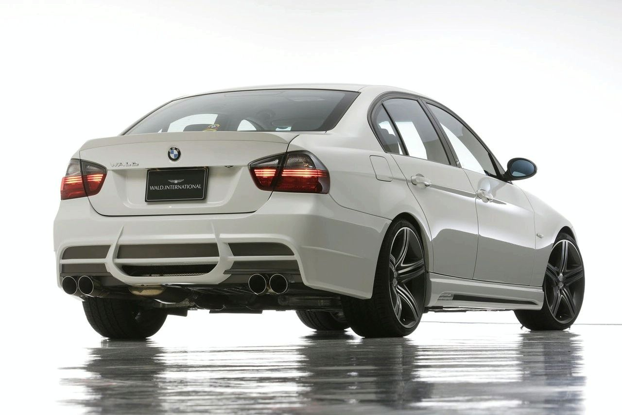 My perfect BMW 3 series  3DTuning - probably the best car