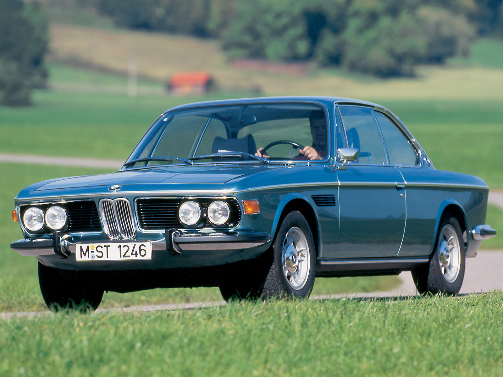 BMW 3.0 CSL Coupe 1971