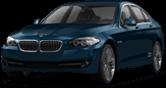 BMW 5 series Sedan 2011