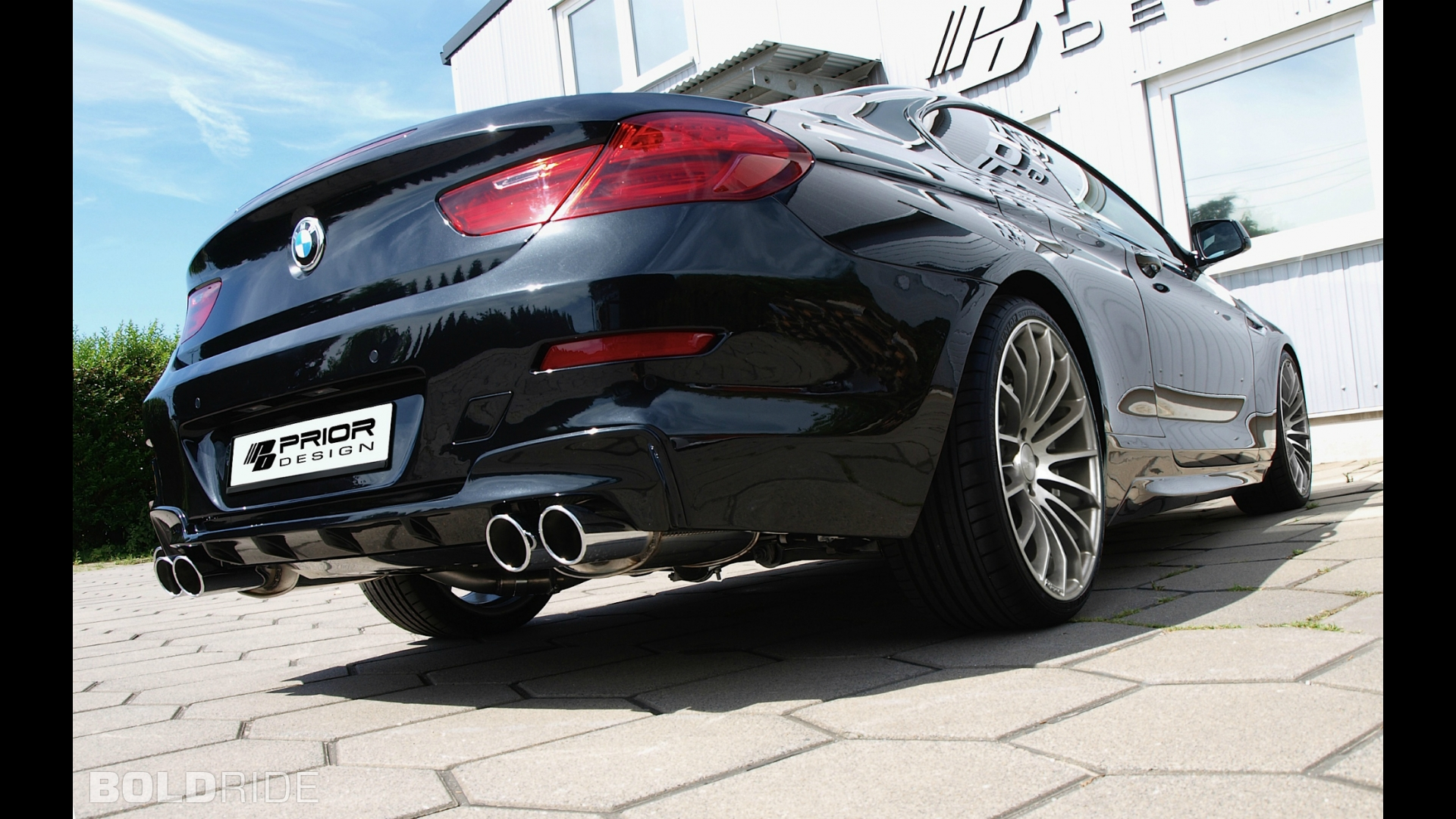 BMW 6 Series Coupe 2012