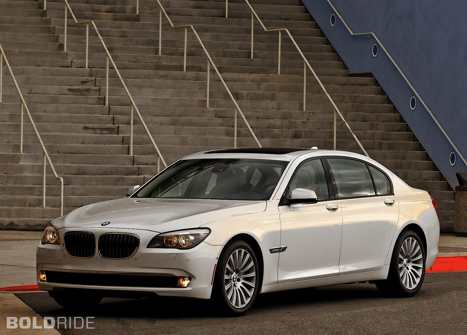 My Perfect BMW Series DTuning Probably The Best Car - 2011 750 bmw