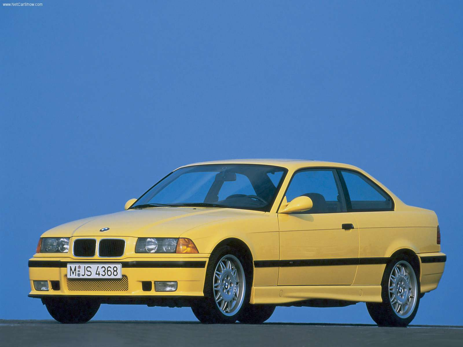 BMW M3 Coupe 1992 ...