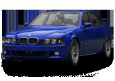 BMW M5 sedan 1998