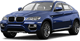 BMW X6 Crossover 2013