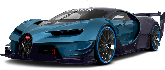 Bugatti Vision GT Supercar 2015