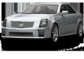 Cadillac CTS-V Sedan 2004