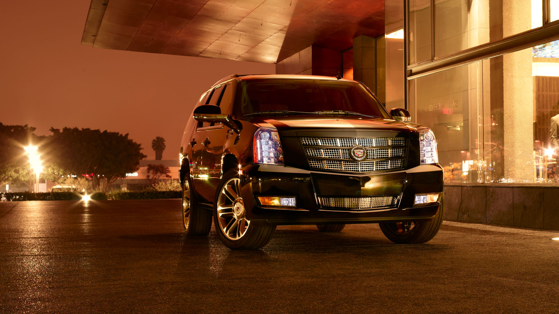 tuning cadillac escalade suv 2012 online accessories and spare parts for tuning cadillac. Black Bedroom Furniture Sets. Home Design Ideas