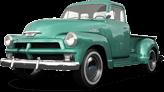 Chevrolet 3100 Pickup Truck 1953