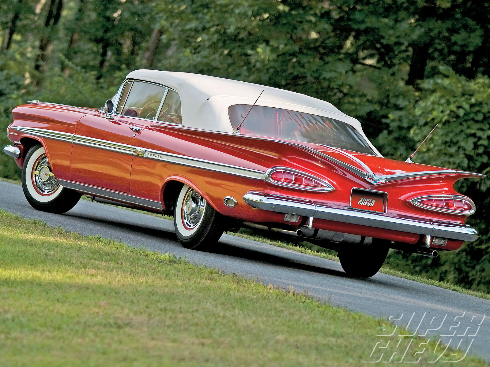 Chevrolet Impala Coupe 1959