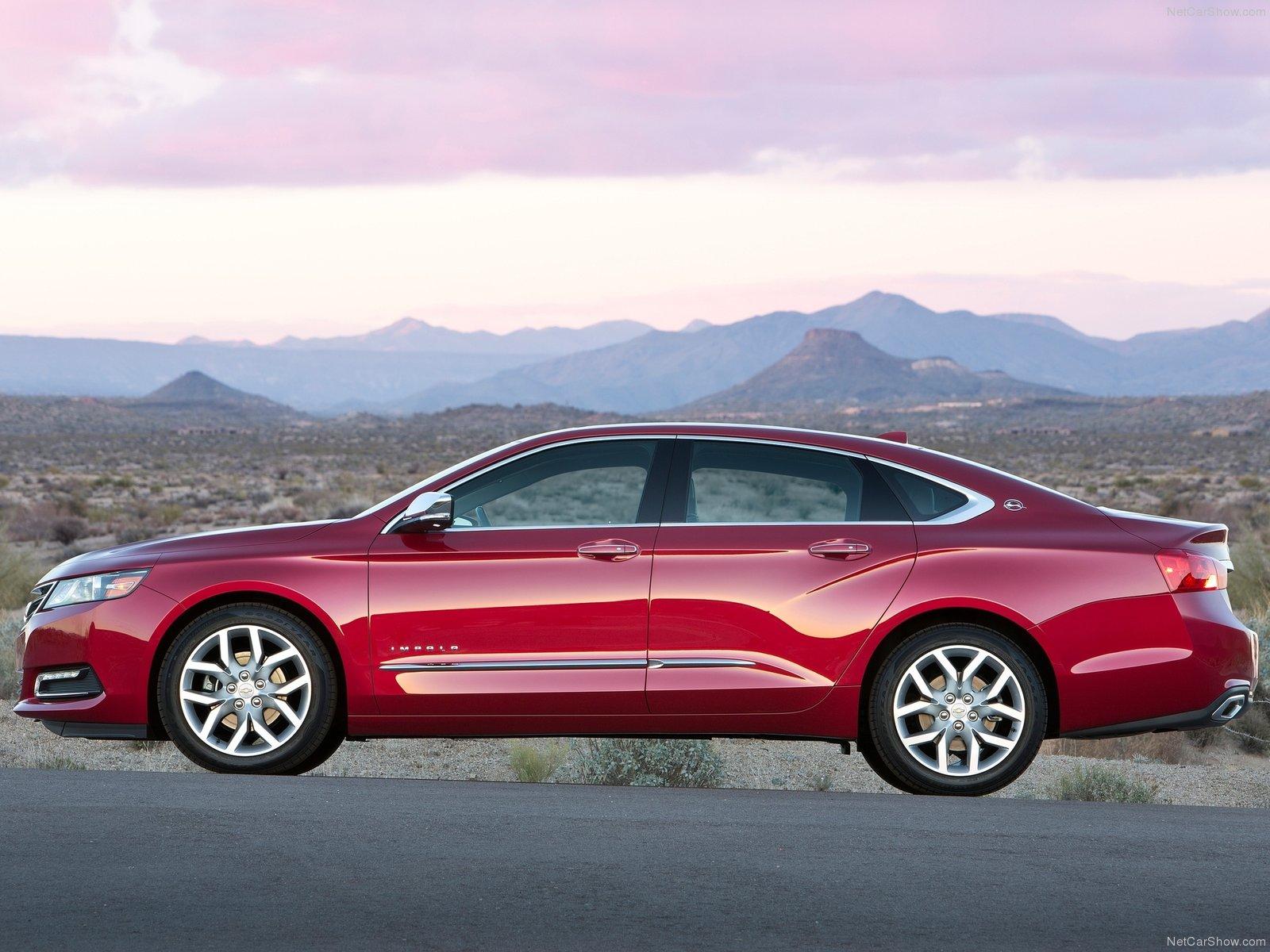 2014 chevy impala parts manual