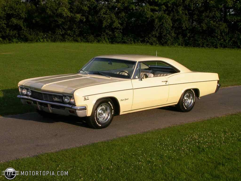 My Perfect Chevrolet Impala Sport Coupe 3dtuning Probably The 1966 Super Wiring Diagram