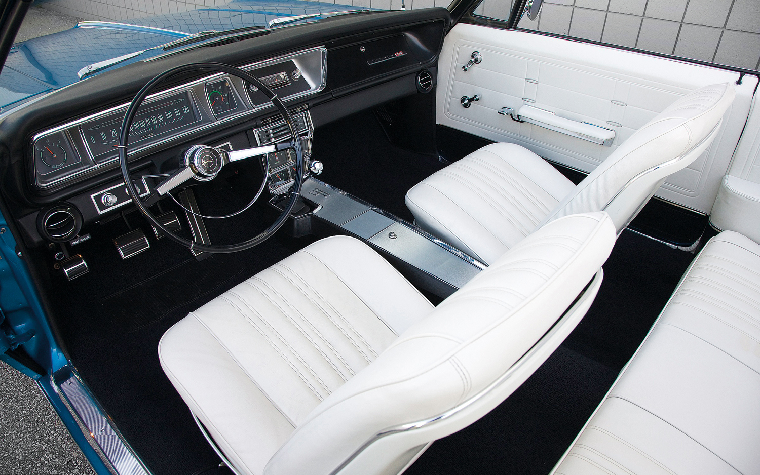 My Perfect Chevrolet Impala Sport Coupe 3dtuning Probably The 1968 Caprice Wiring Diagram Model Was Facelifted With A New Front End Rear Bumper Housed Triple Horseshoe Shaped Taillights Also Saw