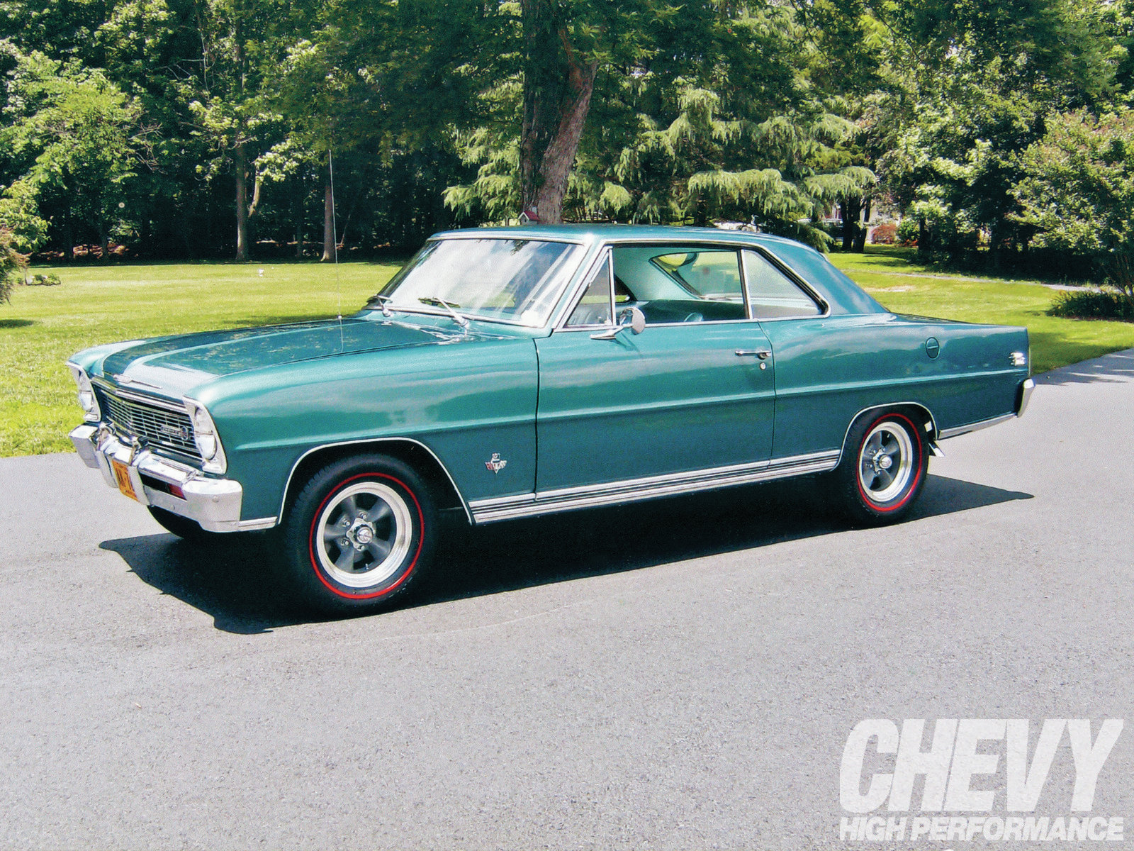 1965 chevy 6 cylinder engine  1965  free engine image for