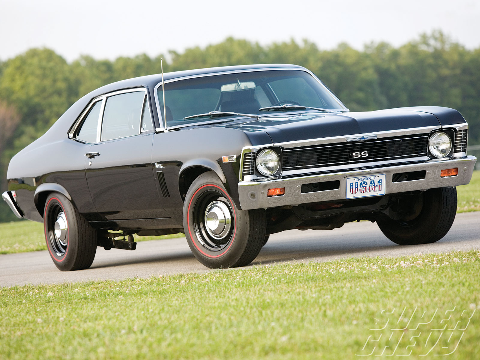 Chevy Nova Is The Best Car