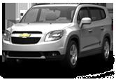 Chevrolet Orlando Minivan 2011