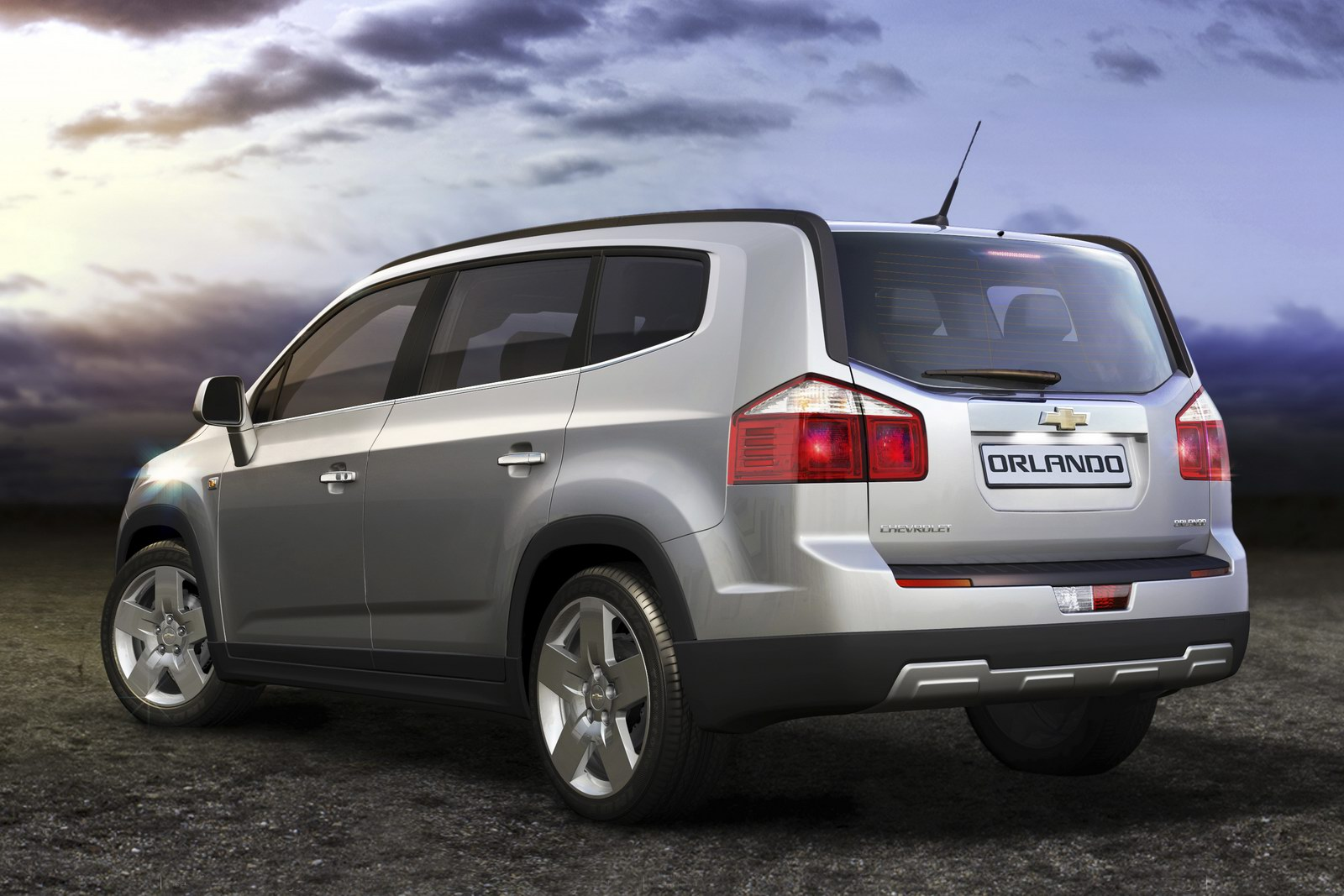 My Perfect Chevrolet Orlando. 3DTuning