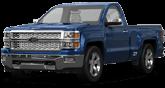 Chevrolet Silverado 1500 Regular Cab Truck 2015
