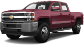 Chevrolet Silverado 2500 4 Door pickup truck 2015