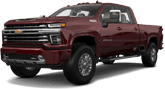 Chevrolet Silverado 2500 HD 4 Door pickup truck 2020
