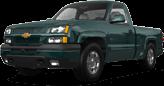 Chevrolet Silverado Standard Cab Truck 2006