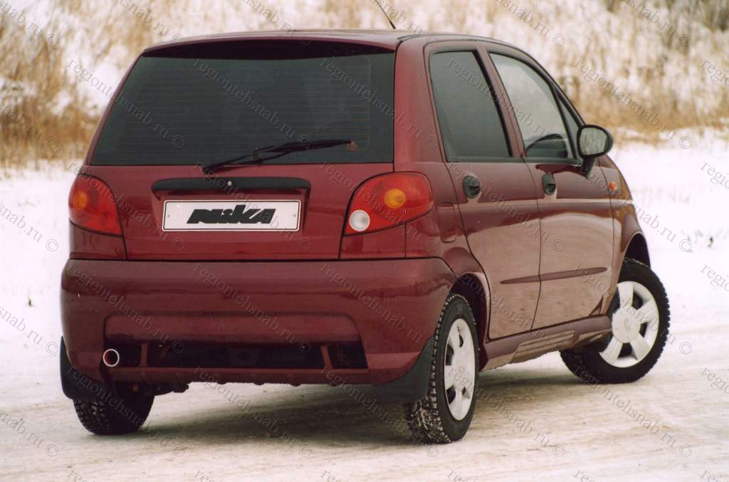 Daewoo Matiz M 150 5 Door Hatchback 2000