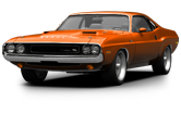 Dodge Challenger Coupe 1970