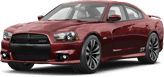 Dodge Charger SRT8 Sedan 2012