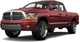 Dodge Ram 1500 Quad-Cab 4 Door pickup truck 2006