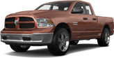 Dodge Ram 1500 Quad-Cab 4 door 2014