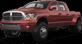 Dodge Ram 3500 Dually 4 Door pickup truck 2007