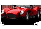 Ferrari 250 Testa Rossa Coupe 1957