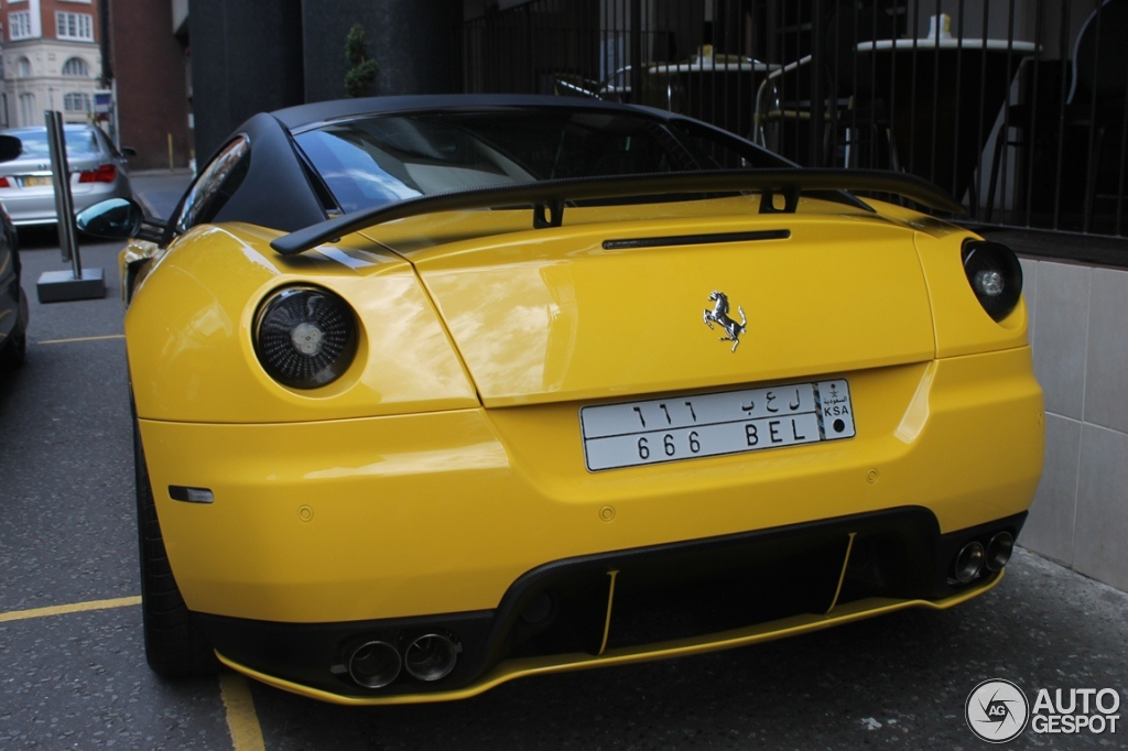 Ferrari 599 2 Door Coupe 2010