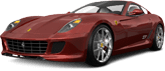 Ferrari 599 2 Door Coupe 2012