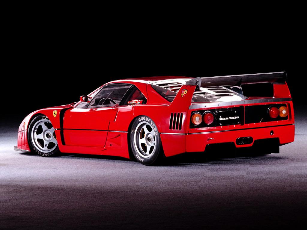 My perfect Ferrari F40 Competizione. 3DTuning , probably the