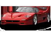 Ferrari F50 Coupe 1995