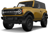 Ford Bronco 2 Door SUV 2021
