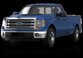 Ford F-150 RegCab Truck 2013