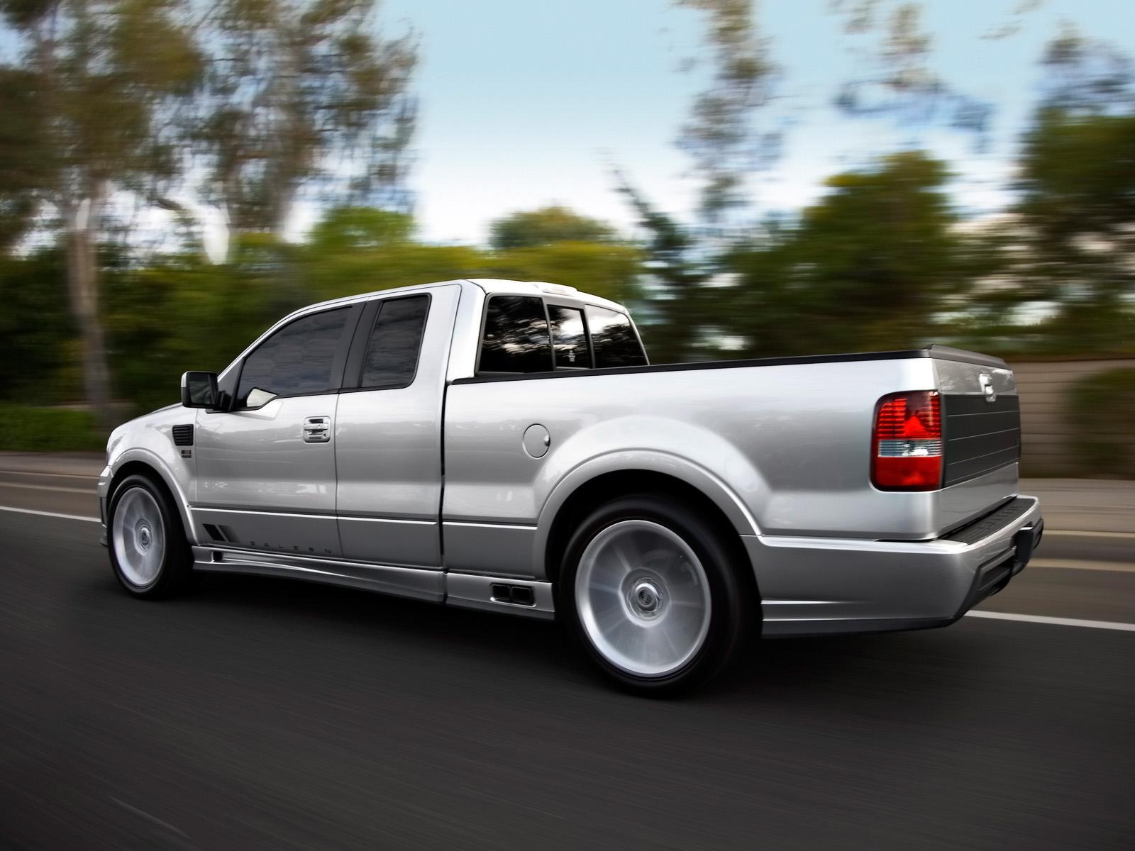 3dtuning of ford f 150 saleen pickup 2010. Black Bedroom Furniture Sets. Home Design Ideas