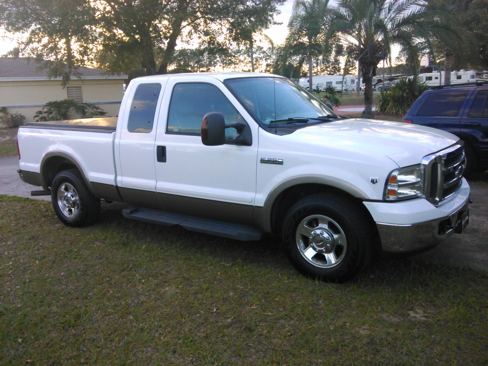 Ford F-250 SuperCab Truck 2006